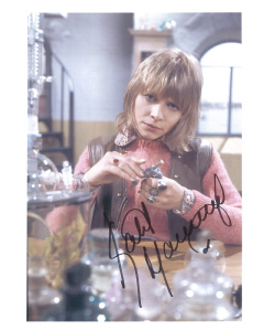 "Katy Manning ""Jo Grant"" Doctor Who & Sarah Jane Smith signed autograph, 10482"